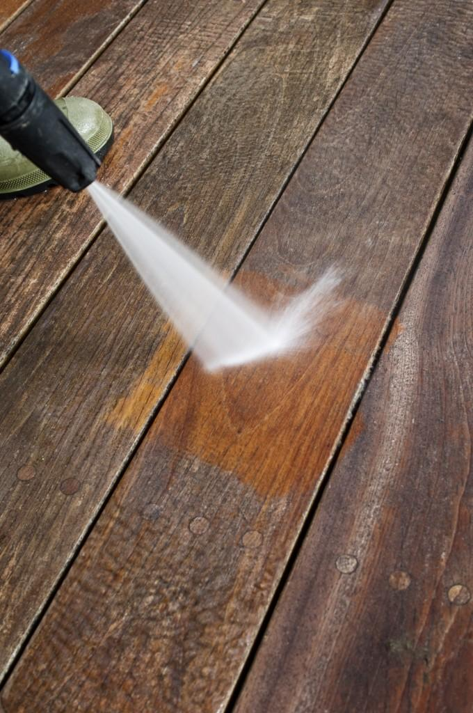 Power Washing Olympia